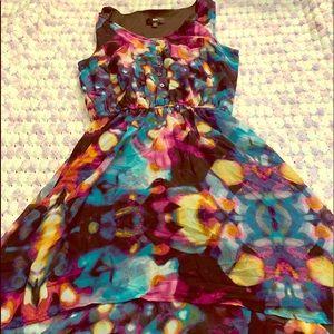 Mossimo high low dress